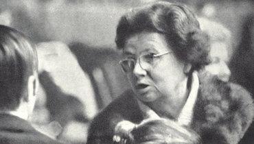 Татьяна Гранаткина-Толмачева.