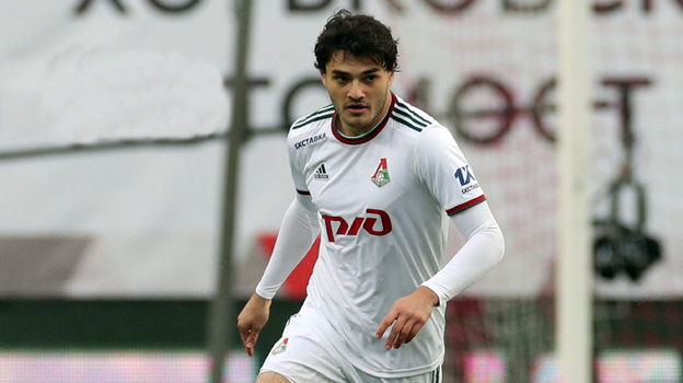 Станислав Магкеев. Фото ФК «Локомотив».