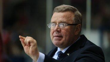 Игорь Захаркин возглавил немецкий «Крефельд». Фото photo.khl.ru