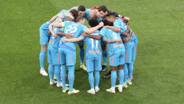 Футболисты «Зенита». Фото ФК «Зенит»