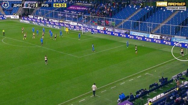 26сентября. Москва. «Динамо»— «Рубин»— 2:0.