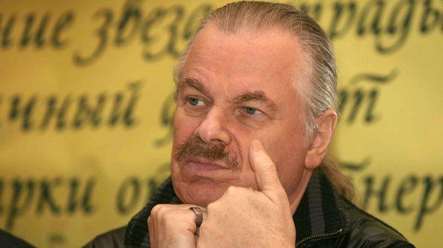 Владимир Пресняков. Фото Татьяна Дорогутина, -