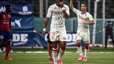 «Монако» обыграл «Клермон», Головина заменили после первого тайма