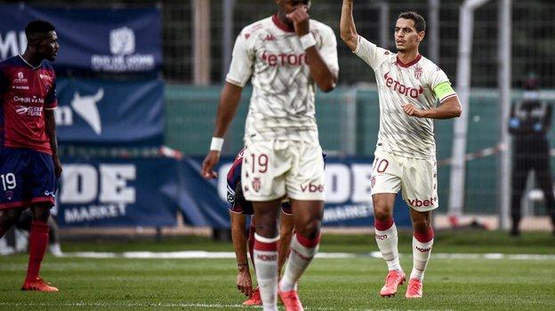 «Монако» обыграл «Клермон». Фото AFP