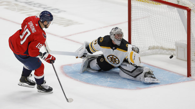 «Вашингтон» уступил «Бостону». Фото USA Today Sports