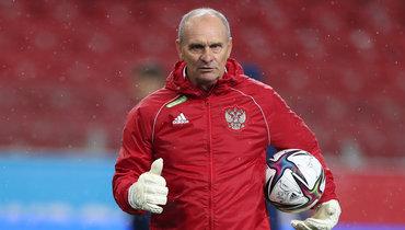 Виталий Кафанов: «Крицюк только поменял клуб иему нужно было время наадаптацию»