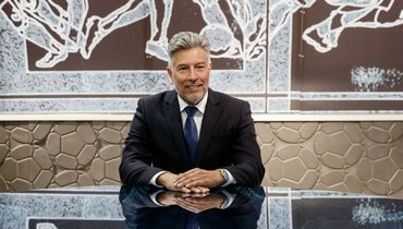 Витор Мануэл Мелу Перейра— новый глава департамента судейства РФС. Фото РФС