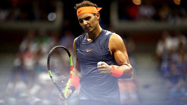 Рафаэль Надаль. Фото Getty Images