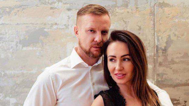Вячеслав Малафеев с женой Екатериной. Фото Instagram
