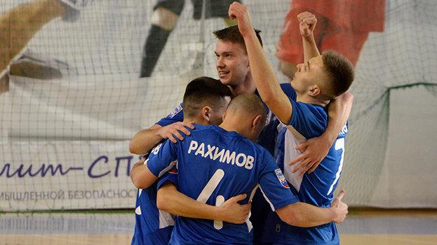 Мини-футбольное «Динамо» возрождается. Фото МФК «Динамо»