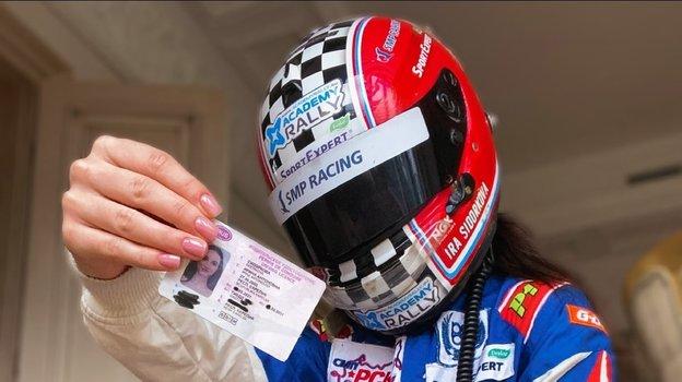 Ирина Сидоркова. Фото SMP Racing