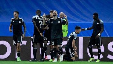 28сентября. «Реал»— «Шериф»— 1:2. Фото AFP