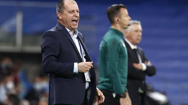 28сентября. «Реал»— «Шериф»— 1:2. Юрий Вернидуб. Фото Reuters
