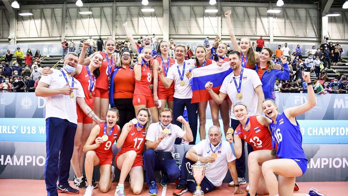 Наши юниорки— чемпионки мира впервые за28 лет. Это золотое поколение россиянок