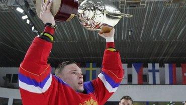 Мирошниченко— второй врейтинге драфта НХЛ 2022 года поверсии TSN