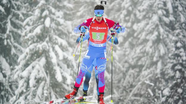 Матвей Елисеев. Фото Getty Images