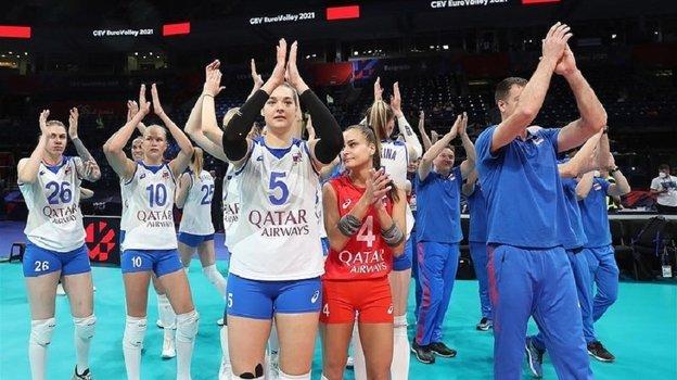 Волейболистки сборной России ярко проявили себя наЕвро. Теперь настает время доказывать вклубах. Фото Volley.ru