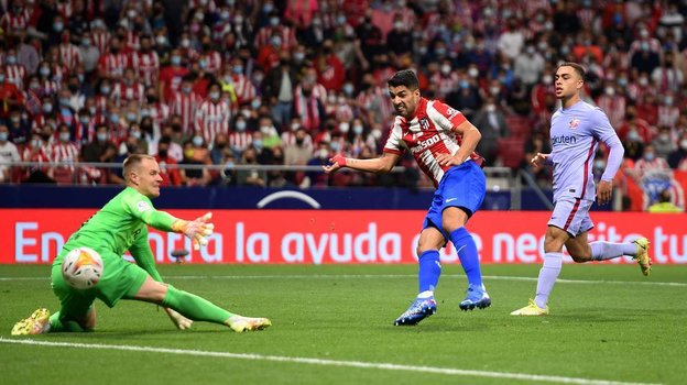 Футбол обзор матчей чемпионат испании