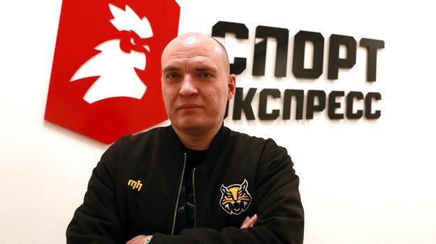 Андрей Разин. Фото Александр Федоров, «СЭ» / Canon EOS-1D X Mark II