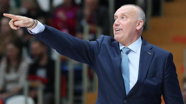 Баскетбол: сколько «Химки» должны своему бывшему тренеру Римасу Куртинайтису, интервью