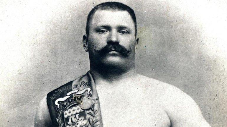Иван Поддубный— один изсамых выдающихся профессиональных борцов мира.