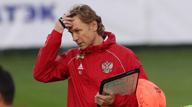 Валерий Карпин: главный тренер сборной России отравмах, «Дошираке» иновичке всоставе команды