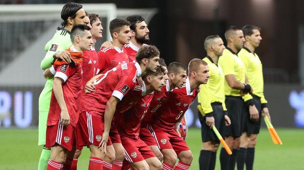 Россия— Словакия, анонс матча отборочного турнира ЧМ-2022 8октября