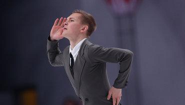 Коляда занял второе место натурнире Finlandia Trophy, Алиев стал третьим