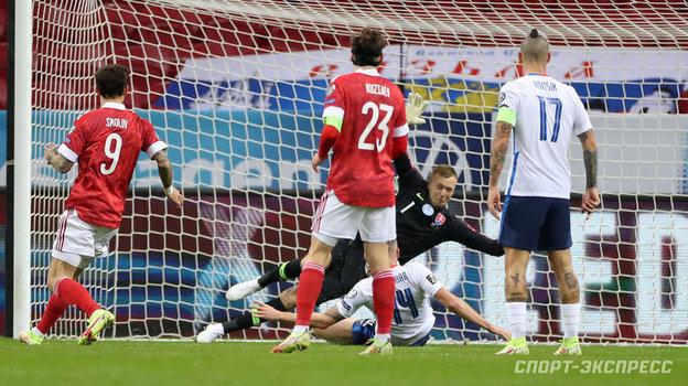 Россия— Словакия— 1:0, матч отбораЧМ 2022: мнение Игоря Рабинера