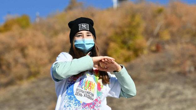 Спортивный праздник День ходьбы вУфе: фото икомментарии участников