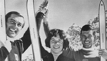 Эрика всборной в1966 году.