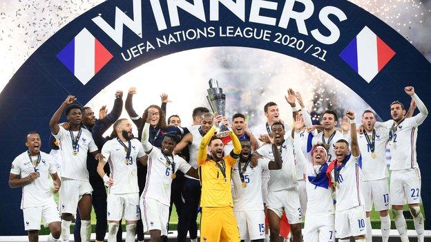 Лига наций УЕФА, Испания— Франция— 1:2, Италия— Бельгия— 2:1, почему футбольный турнир получился крутым, объяснение