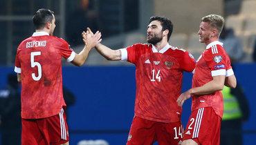 Отбор ЧМ-2022, Словения— Россия, 1:2, обзор матча вМариборе, 11октября 2022
