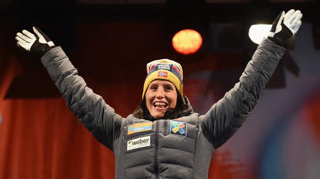 Марит Бьорген. Фото Getty Images