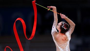 Дина Аверина. Фото Getty Images