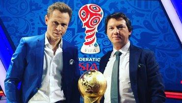 «УДзюбы есть футбольные качества, которых больше нет ниукого встране. Нобудетли онпеть враздевалке «Валеру»?» Интервью Черданцева