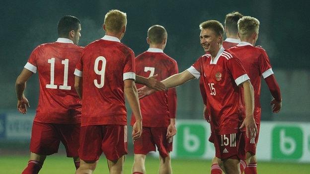 Литва U21— Россия U21— 0:3, обзор матча отбора Евро-2023, 12октября 2021 года