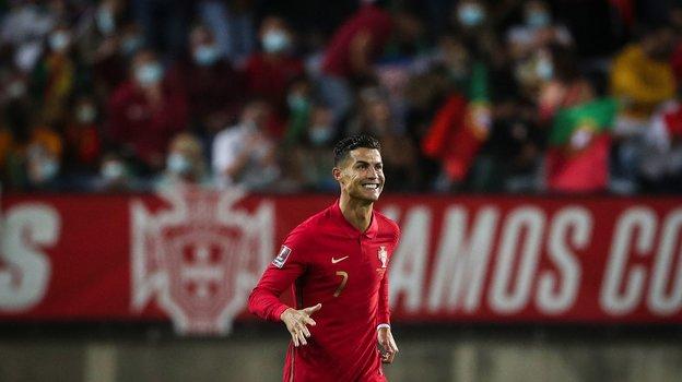 Матчи отборочного цикла ЧМ-2022: уРоналду 10-й хет-трик засборную, Дания едет вКатар