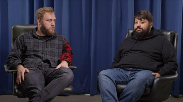 Илья Макаров иТамби Масаев. Фото Youtube.com