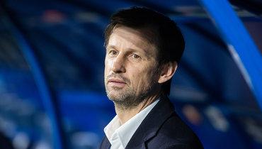 Сергей Семак. Фото ФК «Зенит»