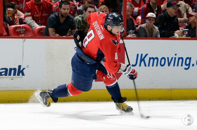 Овечкин возглавил список снайперов НХЛ