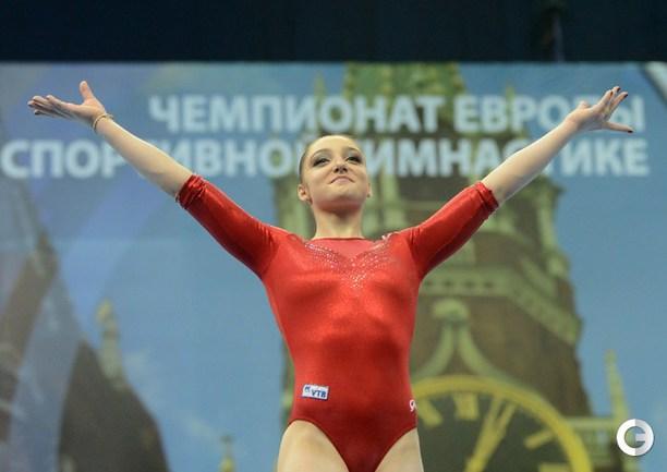 Алия МУСТАФИНА. Фото AFP.