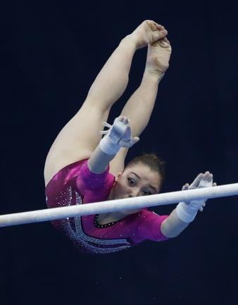 Алия МУСТАФИНА. Фото REUTERS.