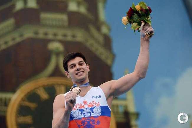 Последнее золото чемпионата Европы - у Гарибова!