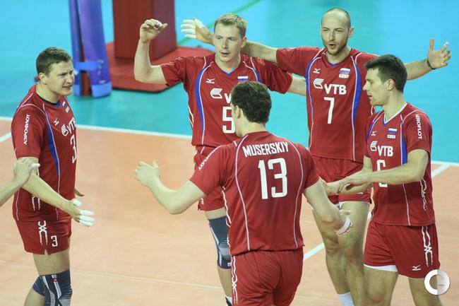 Россию ждет повторение финала Лондона
