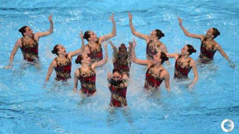 Россиянки - первые в квалификации в Барселоне