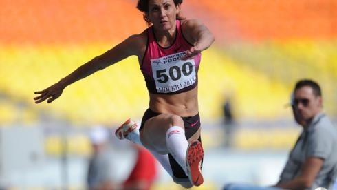 Татьяна Лебедева завершила спортивную карьеру