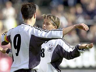 Женская сборная Германии отомстила Англии за соотечественников-мужчин Фото «СЭ»
