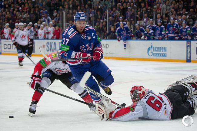 Ковальчук снова в игре