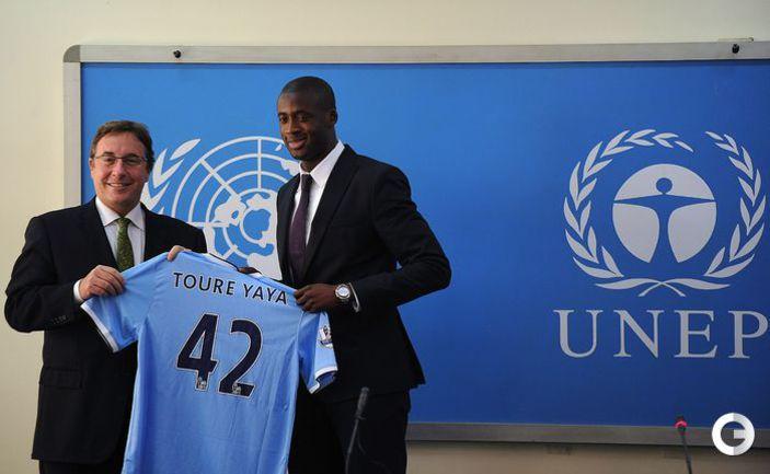 Яя Туре стал послом ООН